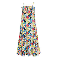 Buy Yumi Girl Toucan Print Maxi Dress, Multi Online at johnlewis.com