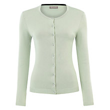 Buy Planet Moss Cardigan, Green Online at johnlewis.com