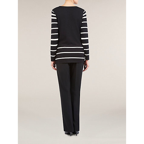 Buy Windsmoor Geometric Jumper, Neutral Online at johnlewis.com