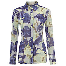 Buy Planet Firenze Floral Blouse, Multi Online at johnlewis.com