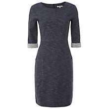 Buy White Stuff Rambler Dress, Marl Blue Online at johnlewis.com