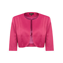 Buy Alexon Sateen Bolero, Pink Online at johnlewis.com