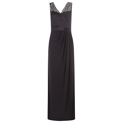 Buy Alexon Sleeveless Strap Detail Maxi Dress Online at johnlewis.com