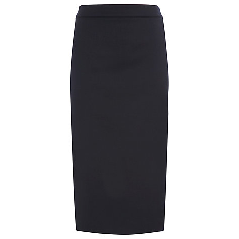 Buy Planet Pencil Skirt, Blue Online at johnlewis.com