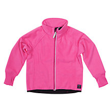 Buy Polarn O. Pyret Wind Fleece, Pink Online at johnlewis.com