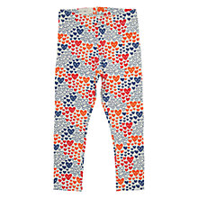 Buy Polarn O. Pyret Heart Print Leggings, Multi Online at johnlewis.com