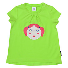 Buy Polarn O. Pyret Baby Character Print T-Shirt Online at johnlewis.com