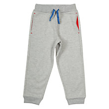 Buy Polarn O. Pyret Boys' Jogging Bottoms, Grey Online at johnlewis.com