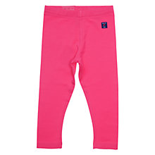Buy Polarn O. Pyret Basic Leggings, Pink Online at johnlewis.com