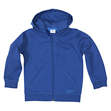 Buy Polarn O. Pyret Hoodie, Blue Online at johnlewis.com