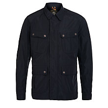 Buy Timberland Water-Resistant Abington Jacket, Dark Navy Online at johnlewis.com