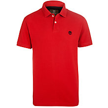 Buy Timberland Classic Pique Polo Shirt Online at johnlewis.com