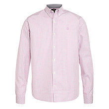 Buy Timberland Gingham Check Long Sleeve Shirt Online at johnlewis.com