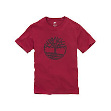 Buy Timberland Tree Logo T-Shirt Online at johnlewis.com