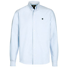 Buy Timberland Long Sleeve Oxford Shirt Online at johnlewis.com