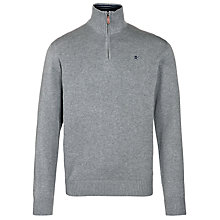 Buy Hackett London Half Zip Jumper Online at johnlewis.com