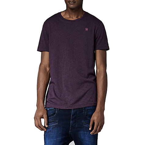 Buy G-Star Raw 2-Pack Base Layer Cotton T-Shirts Online at johnlewis.com