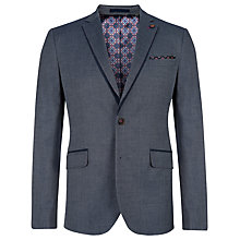 Buy Ted Baker Kilis Design Blazer, Blue Online at johnlewis.com