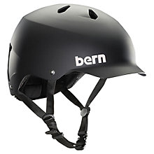 Buy Bern Watts EPS Helmet Online at johnlewis.com
