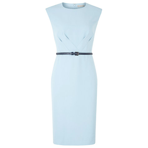 Buy Planet Shift Dress, Blue Online at johnlewis.com