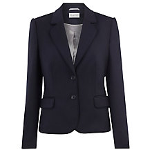 Buy Planet Pipe Detail Jacket, Blue Online at johnlewis.com