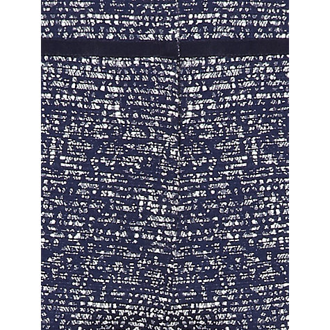 Buy Planet Textured Trouser, Blue Online at johnlewis.com