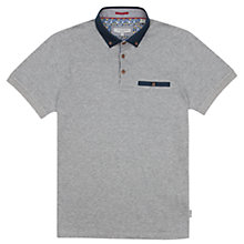 Buy Ted Baker Vinfair Short Sleeve Polo Shirt Online at johnlewis.com