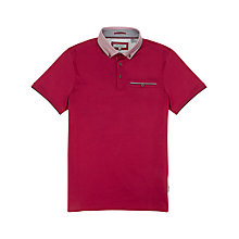 Buy Ted Baker Jefrson Short Short Polo Shirt Online at johnlewis.com