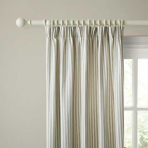 Black And White Thermal Curtains Waverly Ticking Stripe Curtains