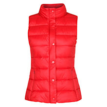 Buy Mango Foldable Quilted Gilet Online at johnlewis.com