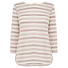 Buy Oasis Tuck Sparkle Top Online at johnlewis.com