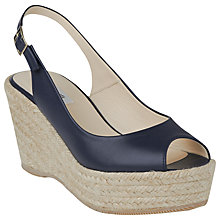 Buy L.K. Bennett April Slingback Sandal Online at johnlewis.com