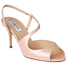 Buy L.K. Bennett Palmita Patent Sandals Online at johnlewis.com