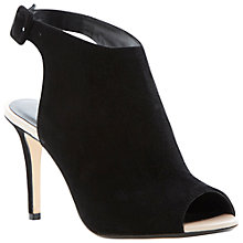 Buy Dune Hermia Sandal, Black Online at johnlewis.com