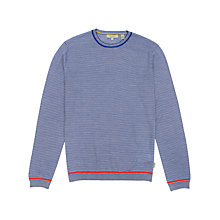 Buy Ted Baker Tenkay Striped Jumper Online at johnlewis.com