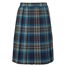 Buy Westville House School Tartan Kilt, Multi Online at johnlewis.com