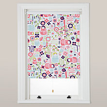 Buy little home at John Lewis Dots & Dolls Dolly Blackout Roller Blinds Online at johnlewis.com