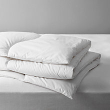 Buy John Lewis Value Single Duvet, 10.5 Tog Online at johnlewis.com