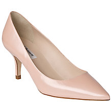 Buy L.K. Bennett Florisa Patent Court Shoes, Rose Online at johnlewis.com