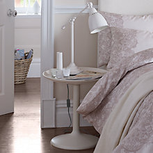 Buy Jigsaw Lace Print Bedding Online at johnlewis.com
