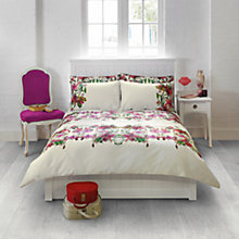 Buy Ted Baker Symmetrical Orchid Bedding Online at johnlewis.com