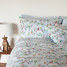 Buy Cath Kidston Budgies Duvet Cover and Pillowcase Set Online at johnlewis.com