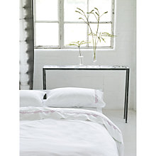Buy Designers Guild Veneta Embroidered Standard Pillowcase Online at johnlewis.com