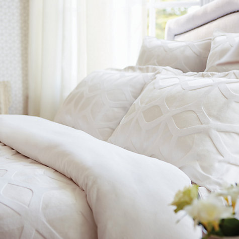 Buy Harlequin Lattice Bedding Online at johnlewis.com
