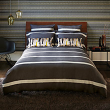 Buy Harlequin Cable Bedding Online at johnlewis.com