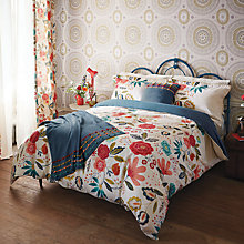 Buy Harlequin Caspia Floral Bedding Online at johnlewis.com