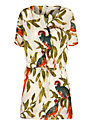 Hoss Intropia Parrot Tunic Dress, Multi