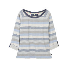Buy Seasalt Round Island Top, Bosun's Dusk Online at johnlewis.com