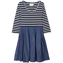 Buy Seasalt Phoebe Dress, Sailor Online at johnlewis.com