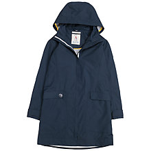 Buy Seasalt Waterproof Kellifray Mac,Squid Ink Online at johnlewis.com